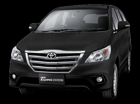 Toyota Grand New Kijang Innova Black Mica