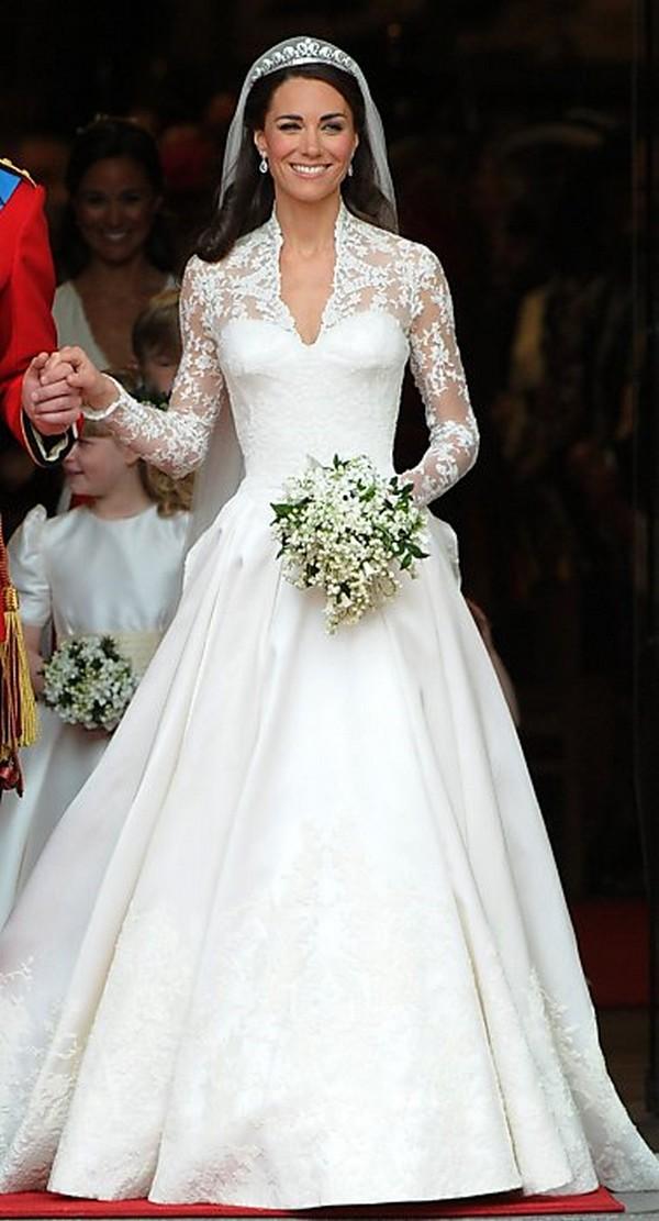 Princess Kate Wedding Pictures