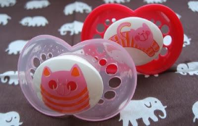 Chupetes para bebé