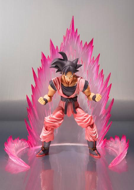 Son Goku Kaiohken (S.H. Figuarts)