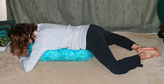 yoga ventures take it easy restorative yoga session