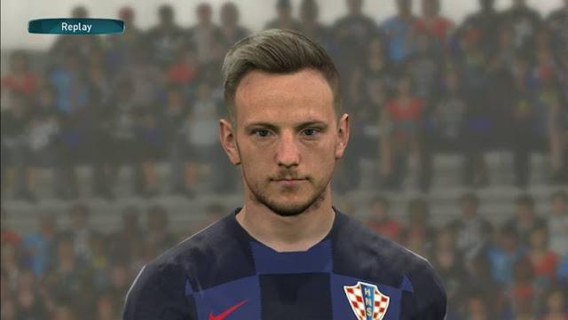 Ivan Rakitic Face PES 2017