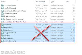حذف الملفات من الحافظة Startup
