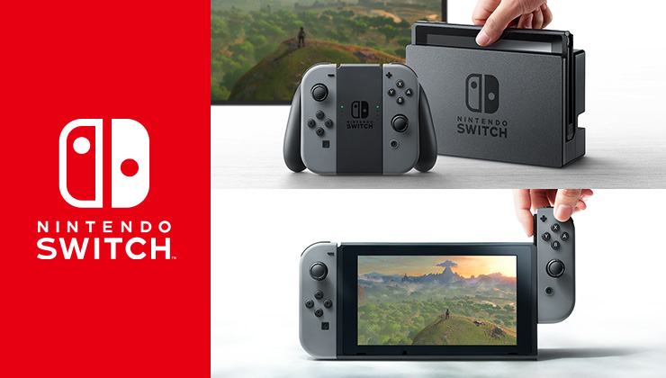 Nintendo Switch Gaming System