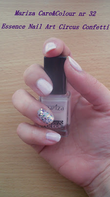 Essence Nail Art Special Effect Topper + Mariza nr 32