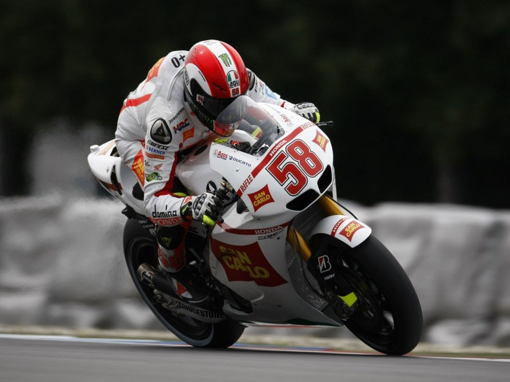 Marco Simoncelli New Wallpapers All Wallpapers