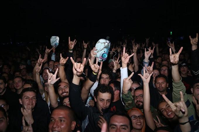 ¿Estas manija con Korn en Argentina? Mira su presentación en Colombia completa aca.