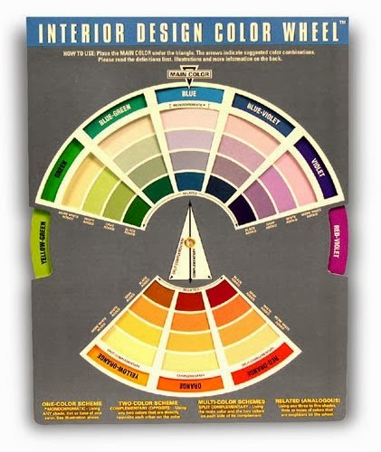 Uncle eddie 39 s theory corner more on color wheels - Color wheel for decorating ...