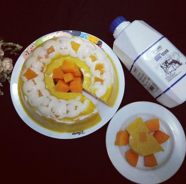 Pudding Mango Milk Yoghurt, Cara Lain Menikmati Susu Murni Hometown