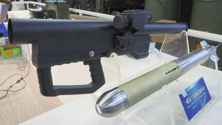 Snafu China Produces Quot Call Of Duty Quot Type Mini Missile