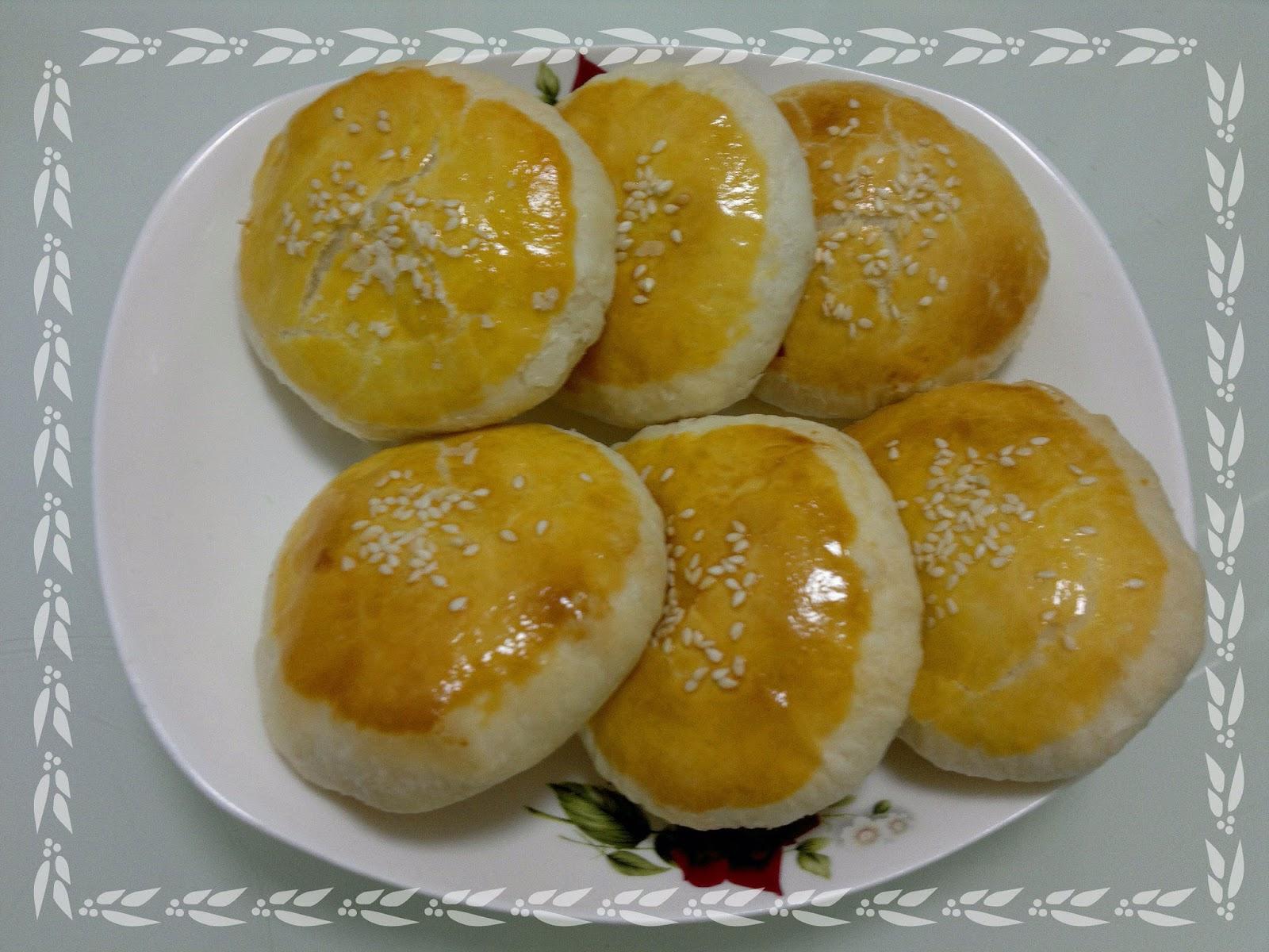 美味食譜-由玲開始: 老婆餅