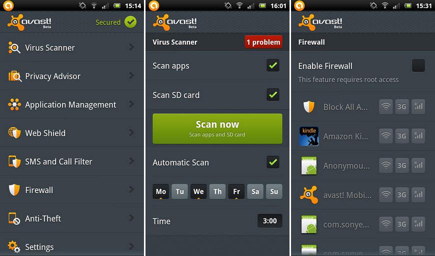 avast mobile security amazon