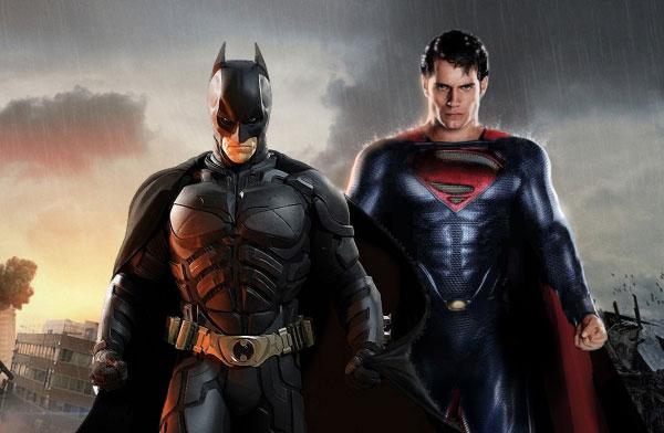 Batman e Super-homem se unem com objetivo de arrasar nas bilheterias