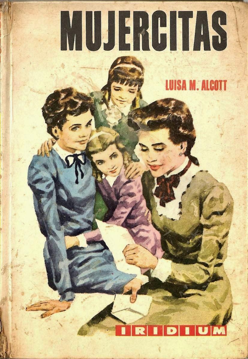 Resultado de imagen para Mujercitas, de Louisa May Alcott