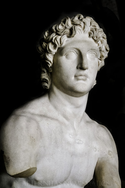 Alexander the Great - glyptothek münchen