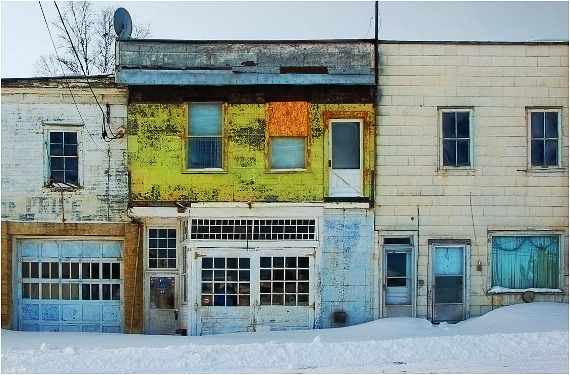 Silverpixel Old Cobalt Ontario