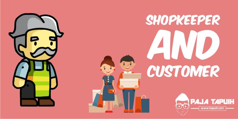 3 Contoh Dialog Bahasa Inggris Shopkeeper and Customer