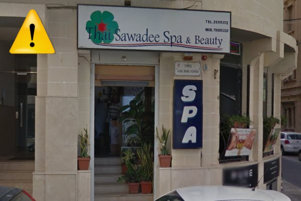 Thai Sawadee Spa
