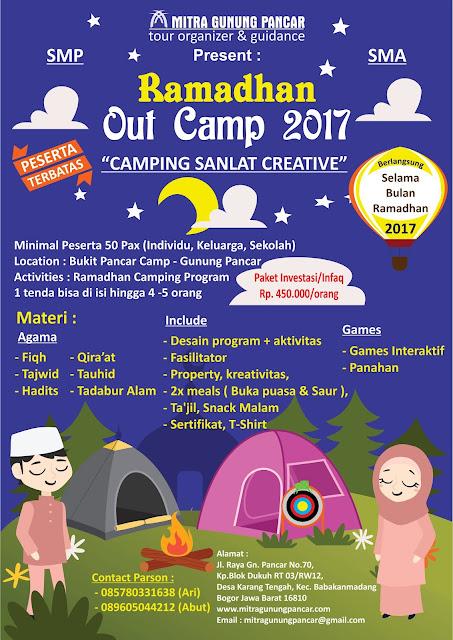 Camping Ramadhan
