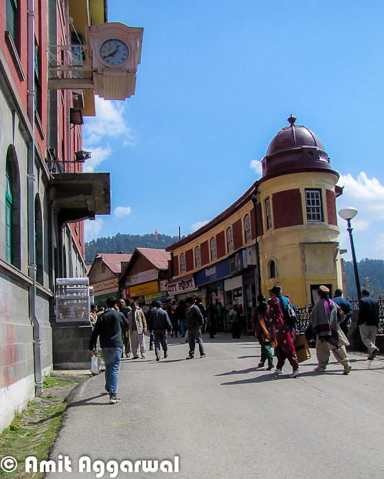 Places To See In Shimla Rajgarh At Shimla: Walks Around Shimla Mall Road With Amit Aggarwal