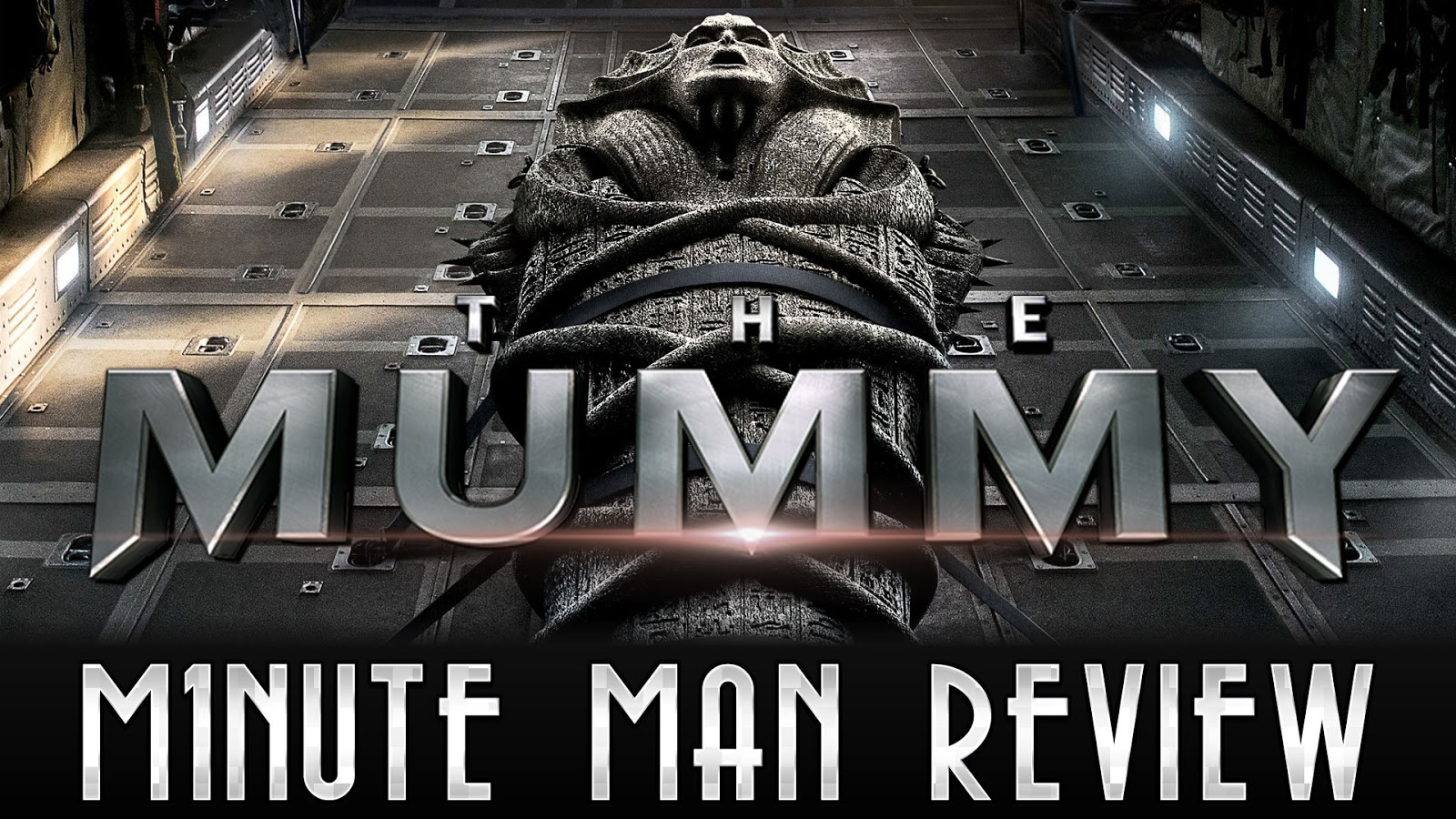 movie review The Mummy podcast