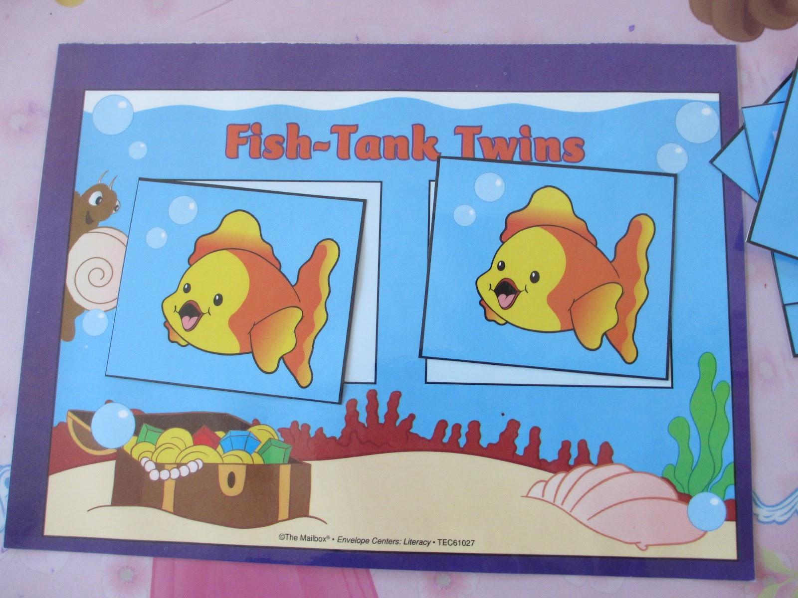 Teaching Munchkins Fishy Math Fun Plus Freebies