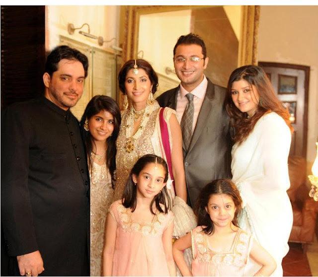 Vaneeza Ahmed Wedding Pictures Dulha Amp Dulhan