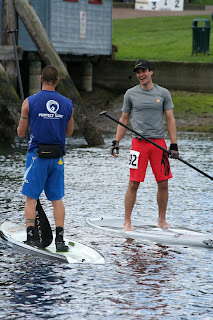 0a655244a5 Our GPS showed we averaged 5.89 mph on our 14' SUP's. Here are some  pictures from Scott Vande Vusse:
