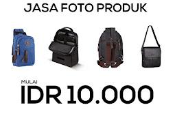 Jasa Foto Produk tas untuk kebutuhan berjualan di Zalora