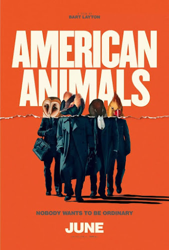American Animals (BRRip 720p Ingles Ingles Subtitulada) (2018)
