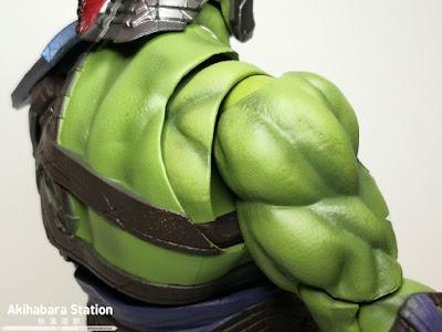 S.H.Figuarts Hulk de Thor Ragnarok - Tamashii Nations