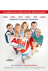 Alibi.com, agencia de engaños (2017) BDRip m720p Español Castellano AC3 2.0 / Frances AC3 5.1