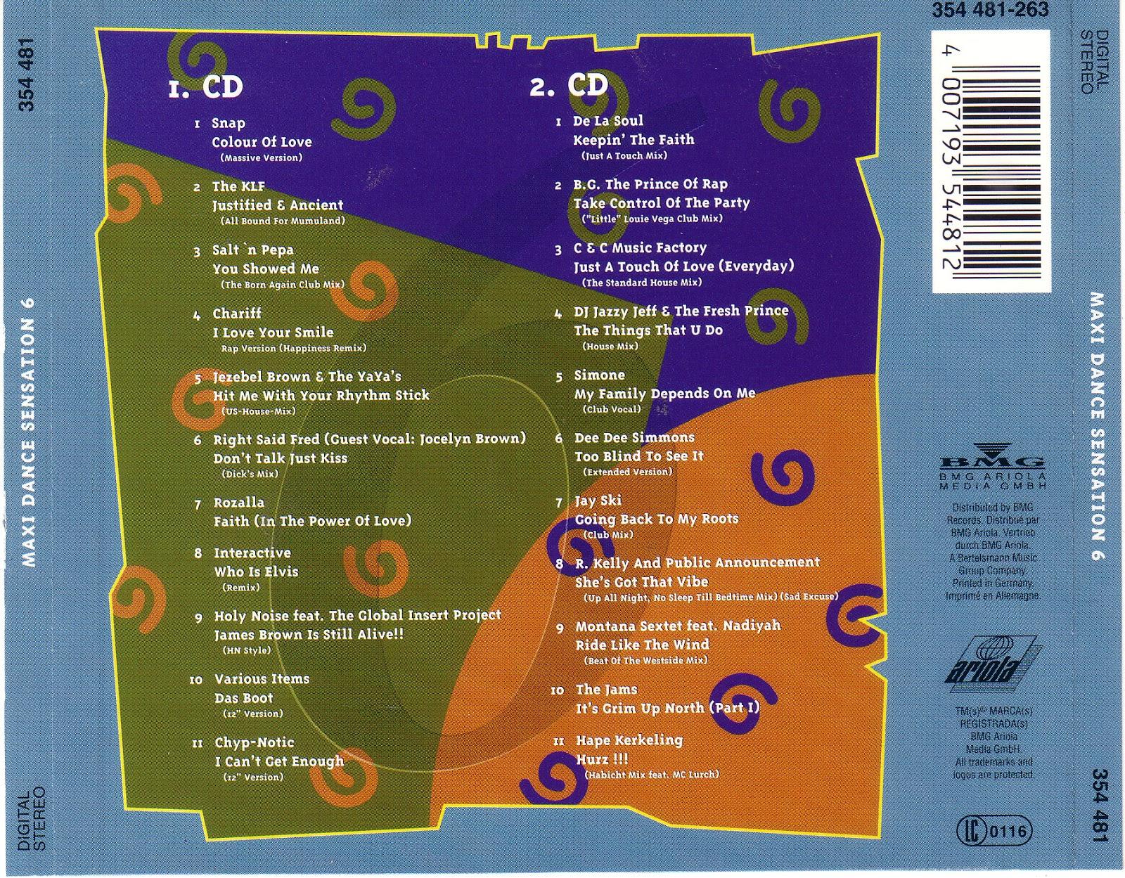 DJ Mind-X* Mind-X - #9 1996