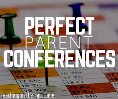 An actionable plan for your best parent conference yet.