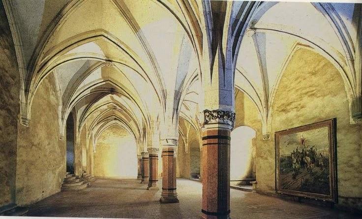 Corvin's Castle Knight's Hall