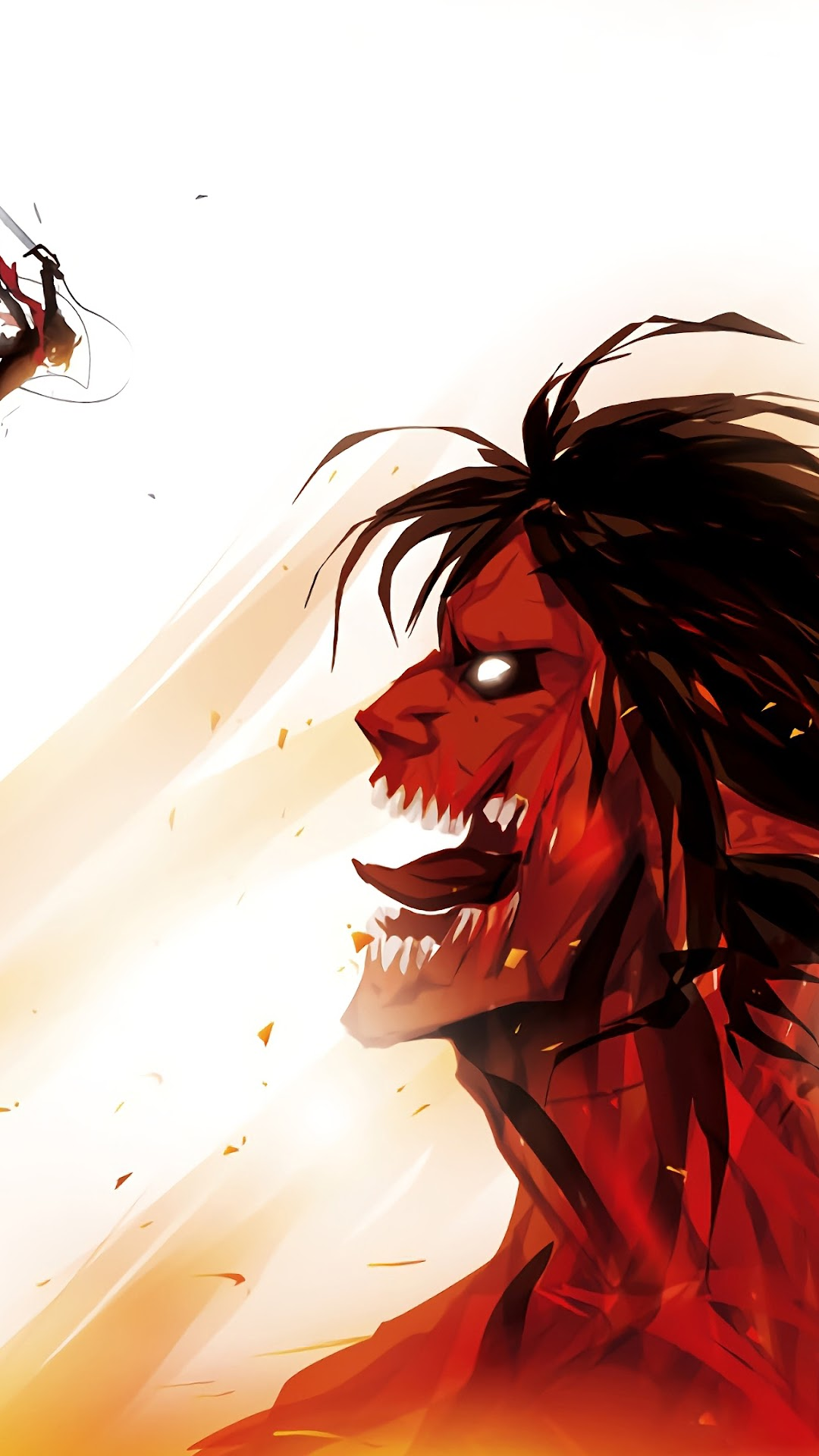 Mikasa Attack Titan Attack On Titan 4k Wallpaper 157