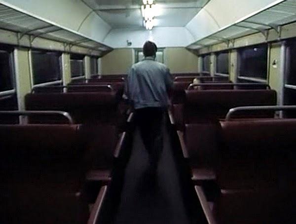 samotny pasażer to ja