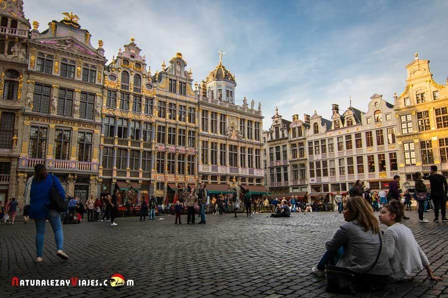 Grand Place, Bélgica
