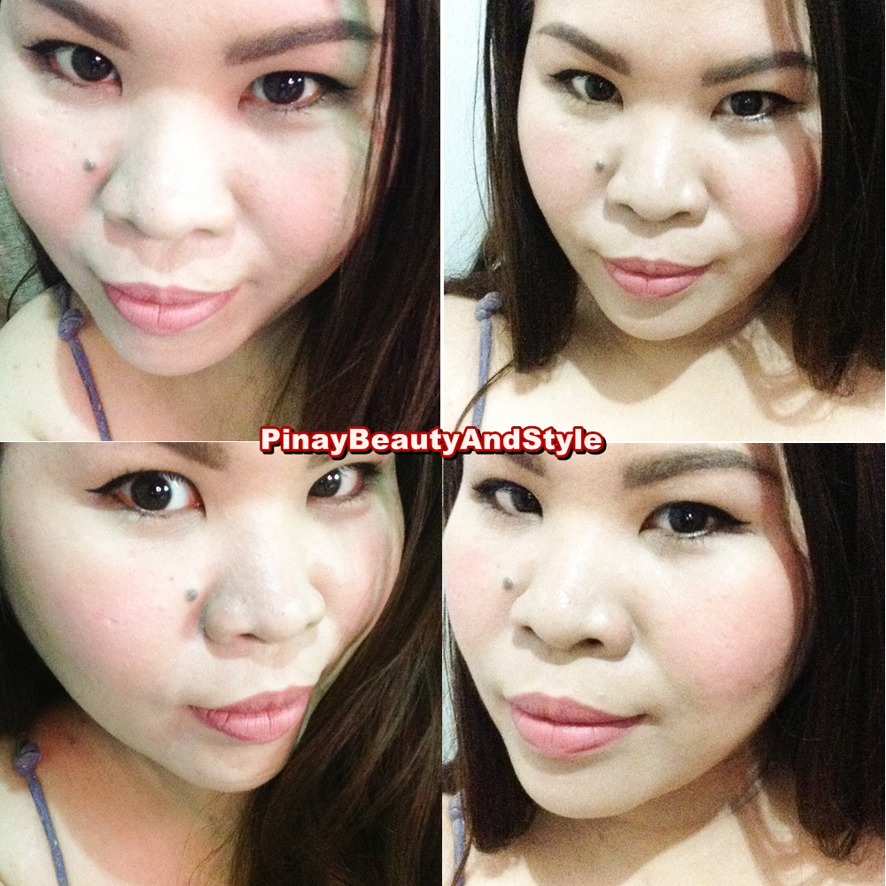 Pinay Beauty and Style: EB Advance Blushing Cheeks Review VS Ever ...