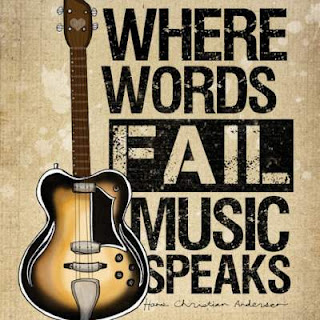 guitar and few words about music