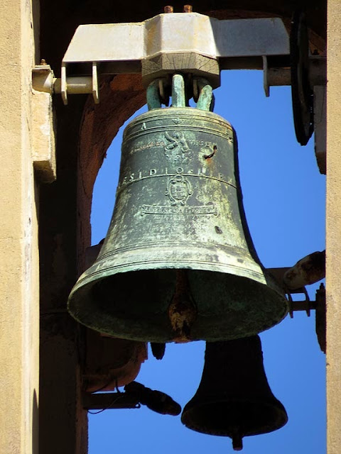 Bells of the church of San Giovanni Battista, Saint John the Baptist church, Livorno