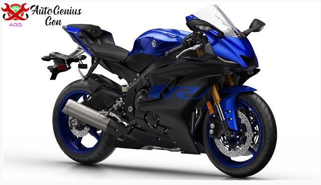 Yamaha R6, Moge Yamaha Di Remake Berdesain Full Fairing