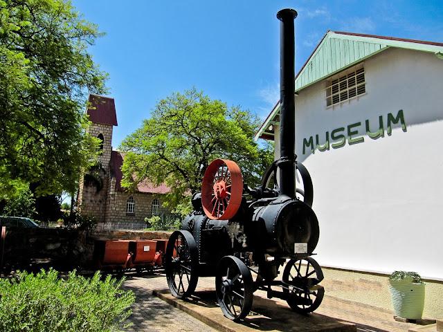 Tsumeb Museum Namibia