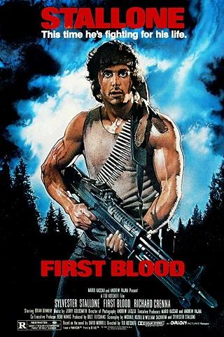 Rambo First Blood 1982 Dual Audio Hindi 720p BluRay Download