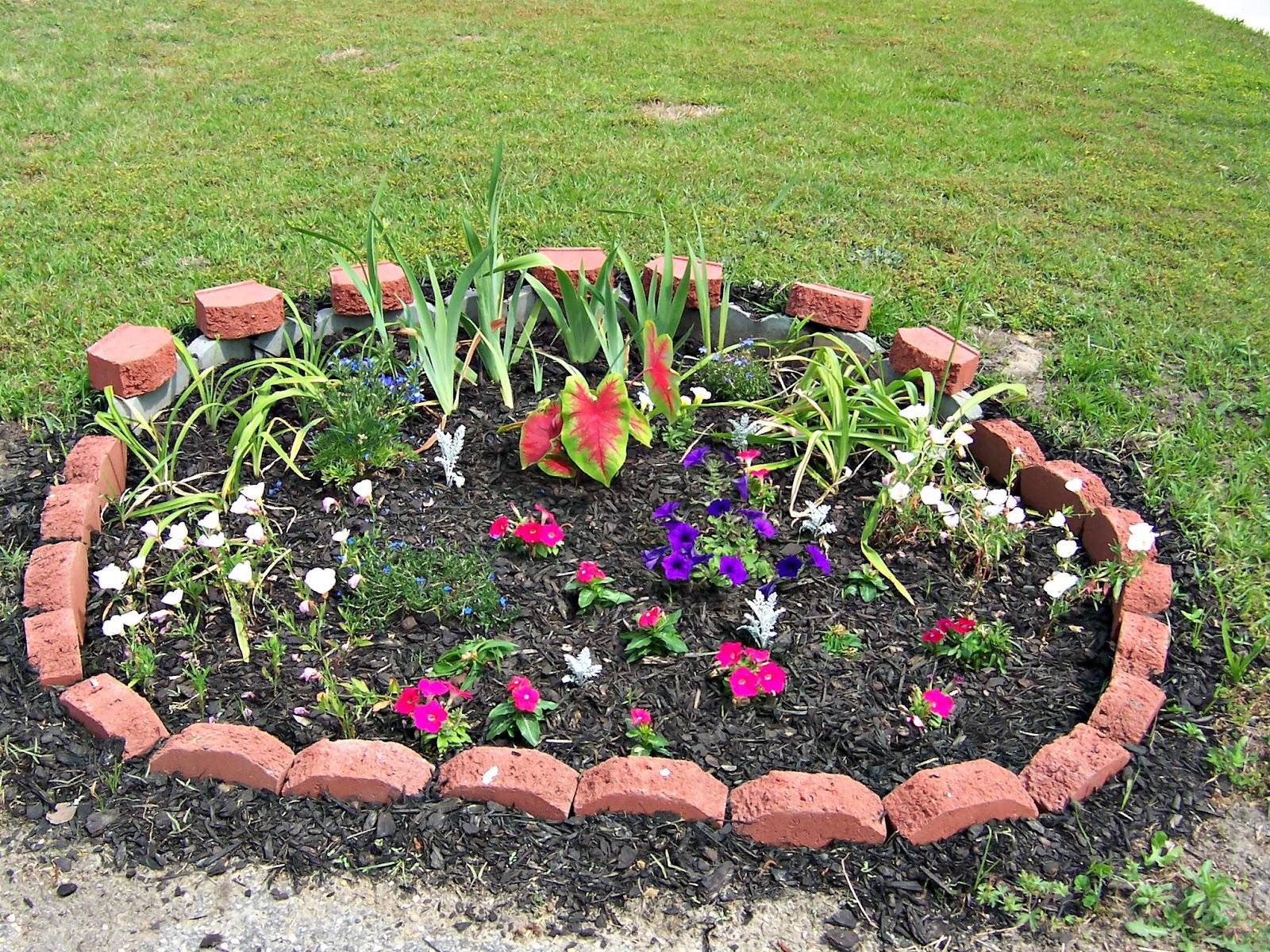 Pietre Da Giardino Per Aiuole : Come creare aiuole fiorite senza spendere troppo guida giardino