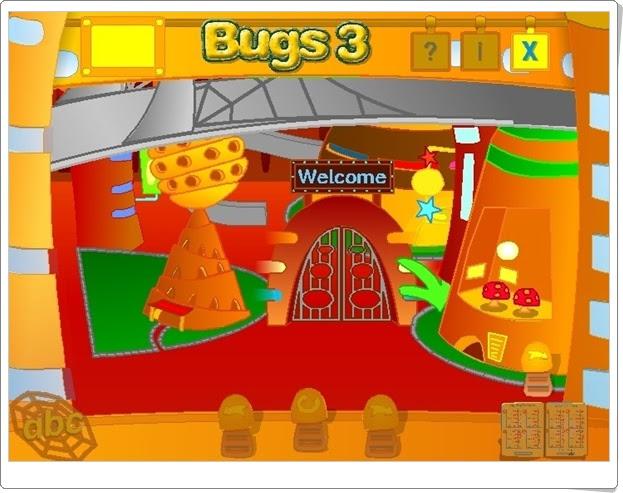 BUGS WORLD 3 (Aplicación Interactiva de Inglés de 3º de Primaria)