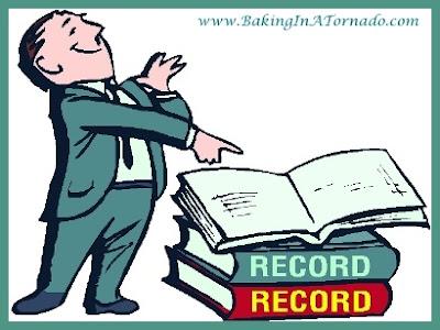 Permanent Record | www.BakingInATornado.com | #MyGraphics