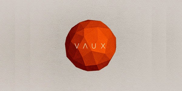 Kumpulan Desain Logo Low Poly - vaux Low Polygon Logo