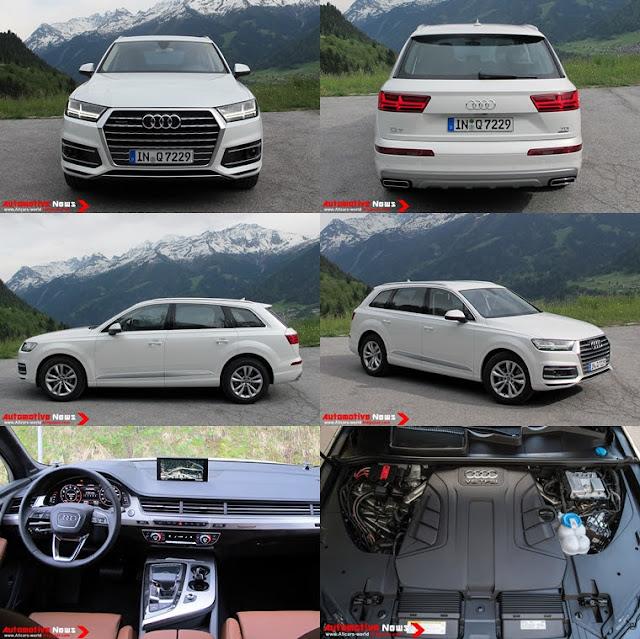 Hobbi of Automovie Design2017 Audi Q7 - Review-AtoBlogMark