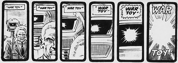 Unknown Worlds of Science Fiction #2, War Toy